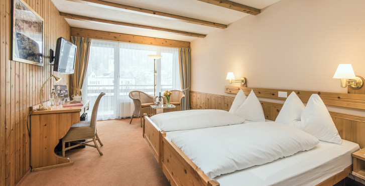 Doppelzimmer - Sunstar Hotel Lenzerheide - Skipauschale