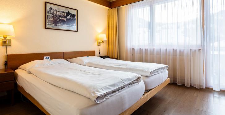Doppelzimmer - Hotel Danilo - Skipauschale