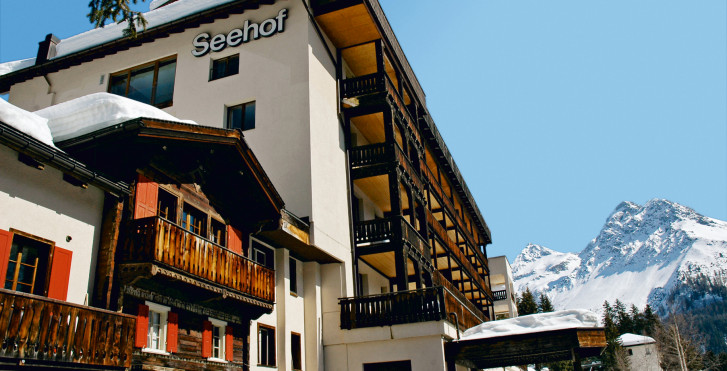 Image 7421644 - Hôtel Seehof Arosa - Forfait ski