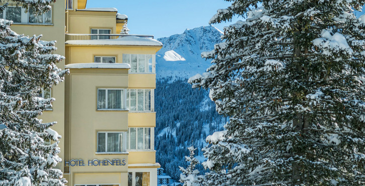 Bild 36115045 - Hotel Hohenfels - Skipauschale