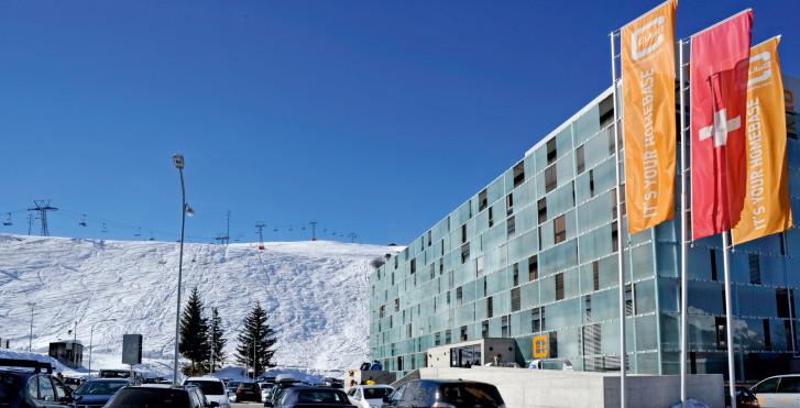 CUBE Savognin - Forfaits ski