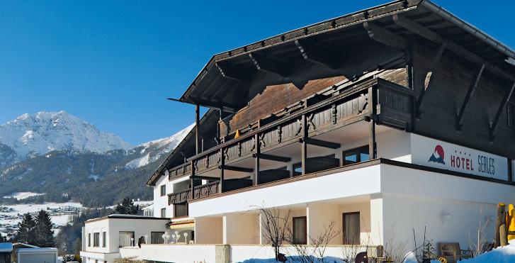 Hotel Serles - Skisafari
