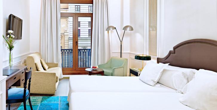 chambre double - H10 Villa De La Reina Boutique Hotel