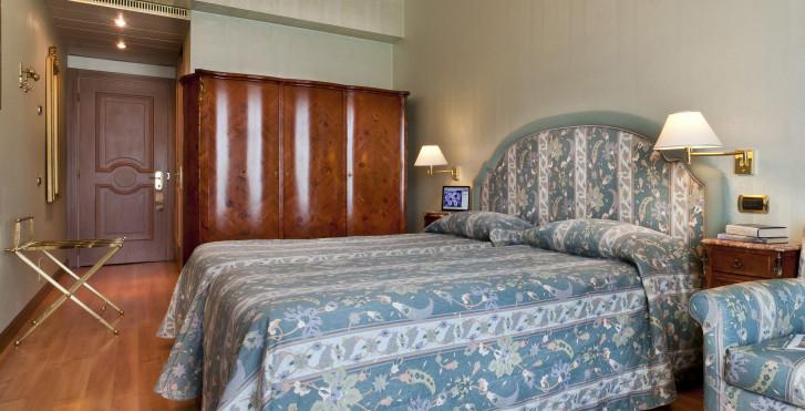Doppelzimmer - Grand Hotel Bristol