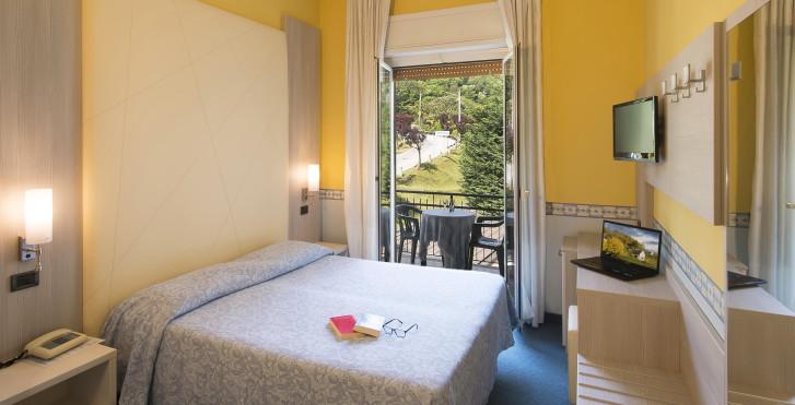 Doppelzimmer - Hotel Della Torre