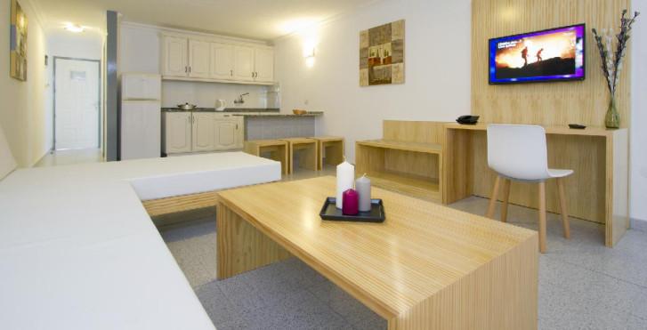 Appartaments Los Hibiscos