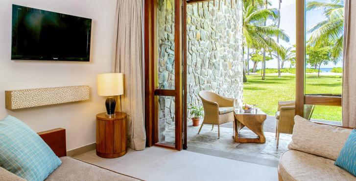 Seaview Garden - Kempinski Seychelles Resort