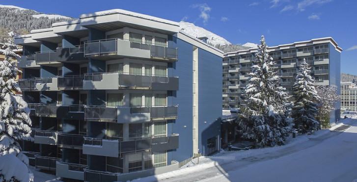 Club-Hotel Davos – forfait ski avantageux
