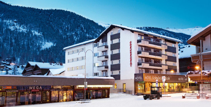 Hotel Gornergrat - Skipauschale