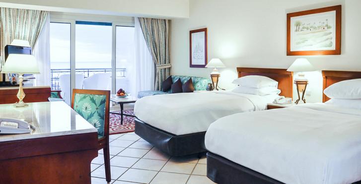 Bild 22838647 - Hilton Sharm Waterfalls Resort