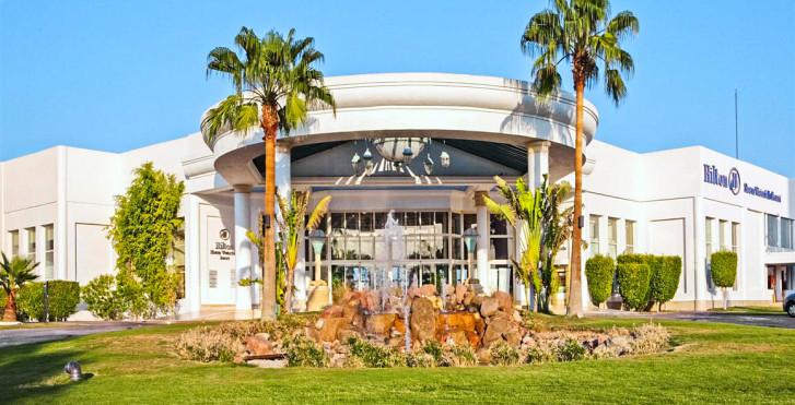 Bild 27685920 - Hilton Sharm Waterfalls Resort