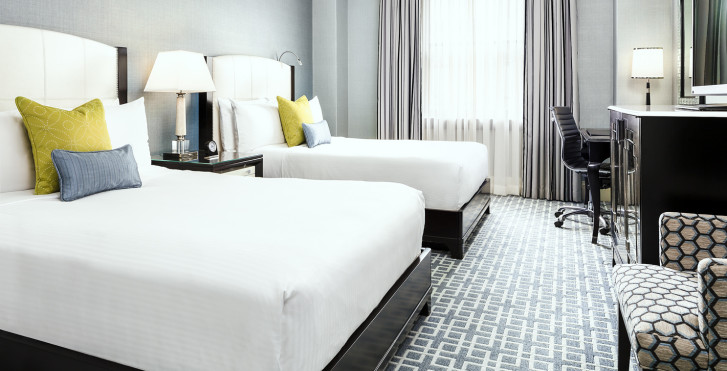 Fairmont Luxury Room With 2 Double Beds - Fairmont Royal York