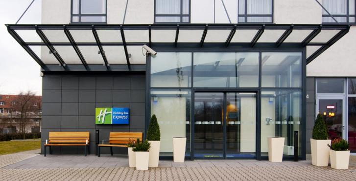 Bild 7446995 - Holiday Inn Express Düsseldorf
