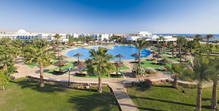 Bild 7455150 - Coral Beach Montazah Resort