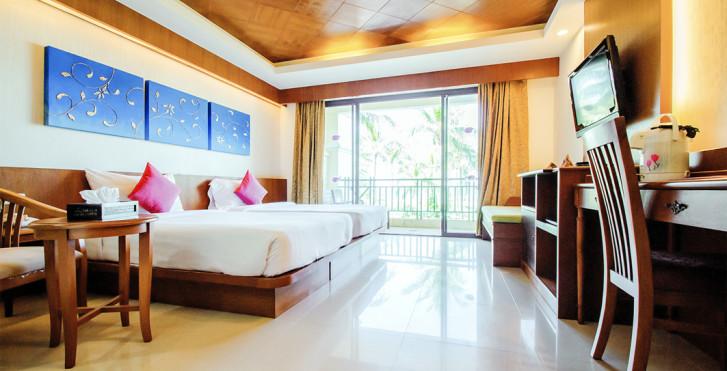 Doppelzimmer - Khao Lak Orchid Beach Resort