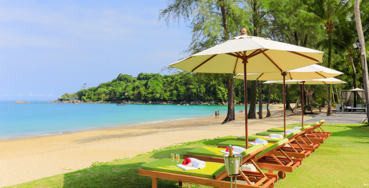 Image 25410740 - The Briza Beach Resort Khao Lak
