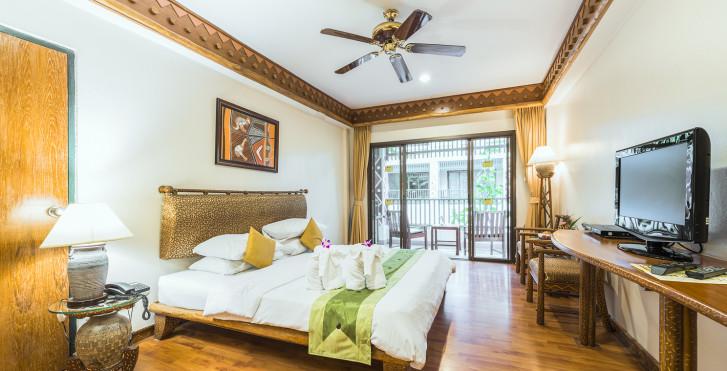 Familienzimmer - Chaba Cabana Beach Resort