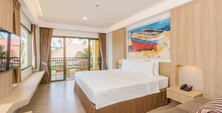 Doppelzimmer Deluxe - Chaba Cabana Beach Resort