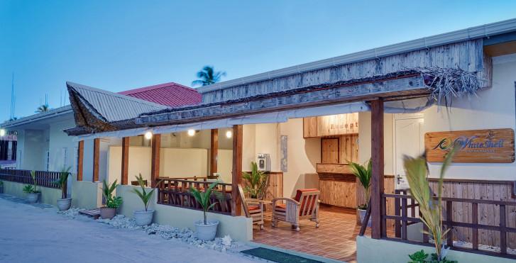 White Shell Beach Inn