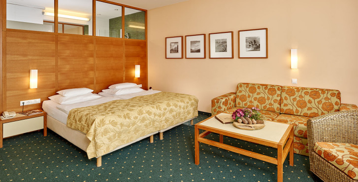 Chambre double - Sporthotel Igls