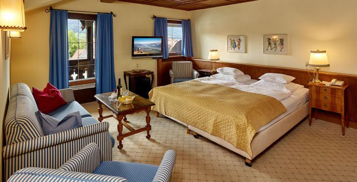 Chambre double - Sporthotel Igls