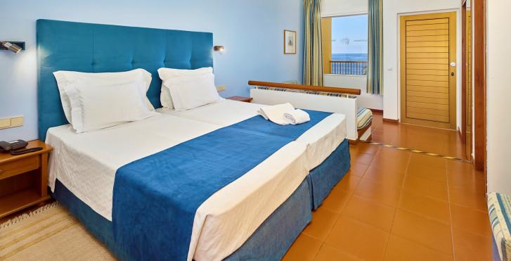 Doppelzimmer Meersicht - Baia Cristal Beach & Spa Resort
