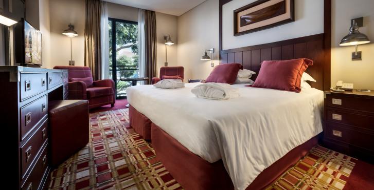 Doppelzimmer - Hotel Do Canal