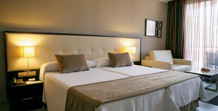 Chambre double avec balcon - Gran Hotel Sol y Mar