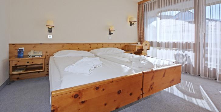 Doppelzimmer - Central Sporthotel Davos - Skipauschale