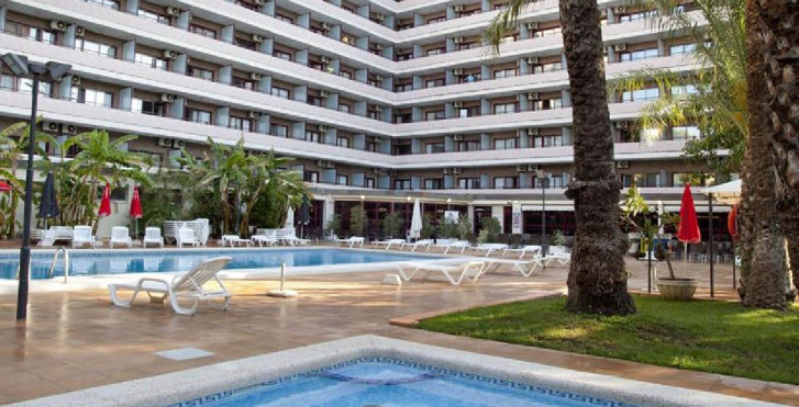 Hôtel Benilux Park