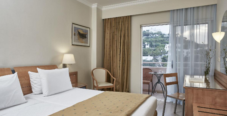 Doppelzimmer - Esperides Beach Family Resort