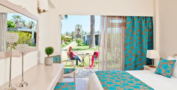 Doppelzimmer - Creta Beach