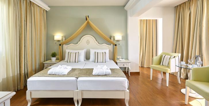 Suite mit Gartensicht - Alexander Beach Hotel and Village Resort