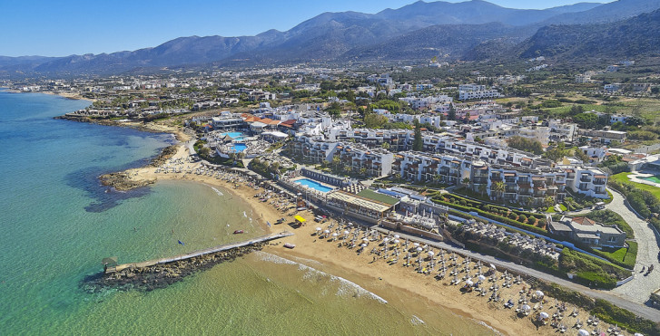 Alexander Beach Hotel and Village Resort
