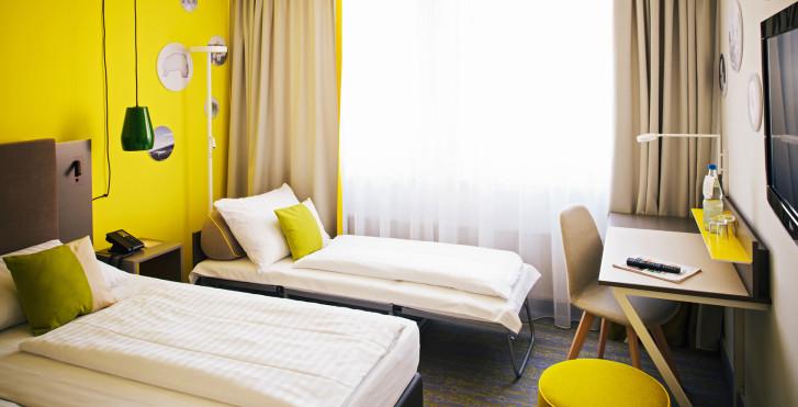 Doppelzimmer Easy - Vienna House Easy Günzburg