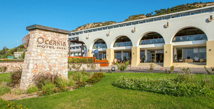 Bild 34722705 - Oceanis Ixia Hotel