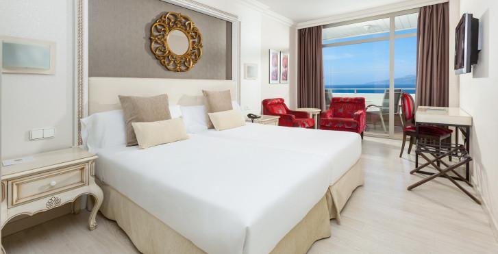 Doppelzimmer Meersicht - Sol Costa Atlantis