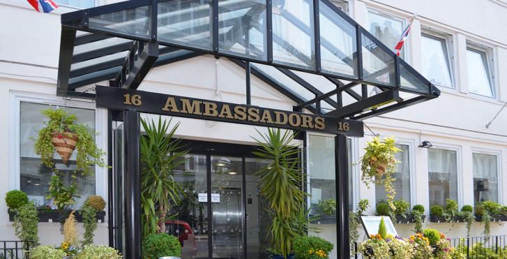Image 7500014 - Hôtel Ambassadors
