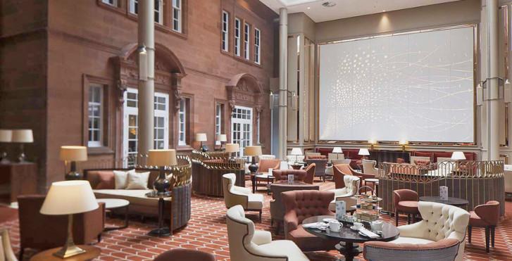 Waldorf Astoria – The Caledonian