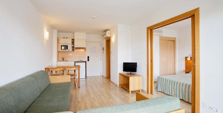Appartements Les Dalies
