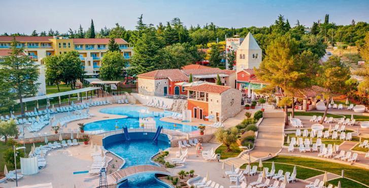 Bild 7507282 - Sol Garden Istra Hotel & Village