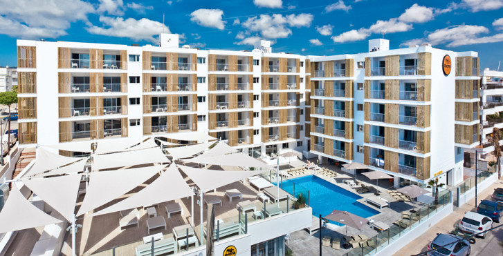 Bild 32164472 - Appartements Ryans Ibiza