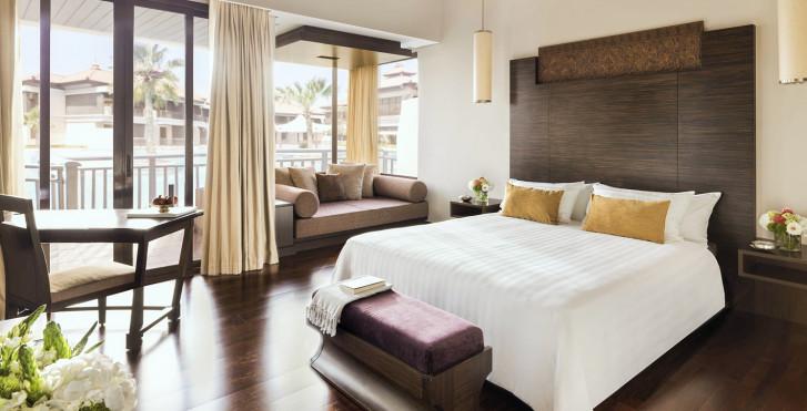 Doppelzimmer Deluxe - Anantara The Palm Dubai Resort