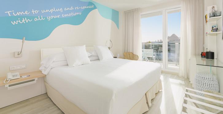 Doppelzimmer I was here - Amàre Beach Hotel Ibiza (ex. Fiesta Hotel Milord)