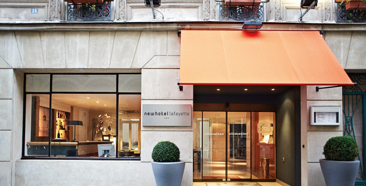Bild 7534302 - New Hotel Lafayette