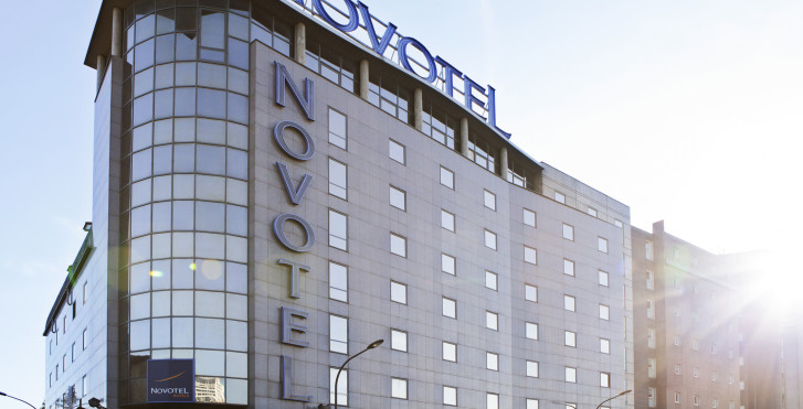 Novotel Porte d'Italie