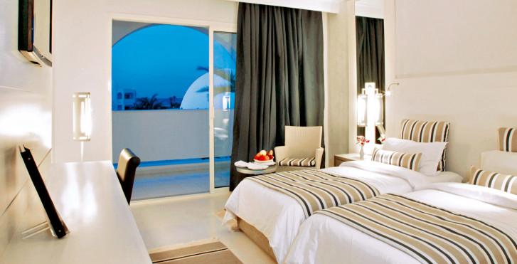 Chambre double Deluxe - lti Djerba Plaza Thalasso & Spa