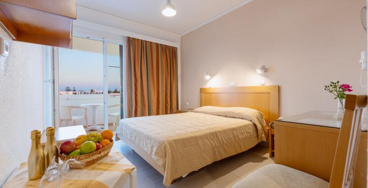 Doppelzimmer und Doppelzimmer Superior - Tropical Sol