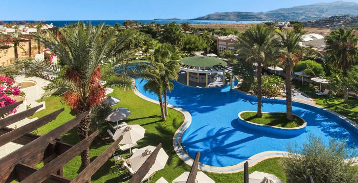Bild 25943658 - Atrium Palace Thalasso Spa Resort & Villas
