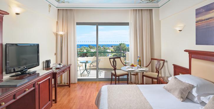 Doppelzimmer Meersicht - Atrium Palace Thalasso Spa Resort & Villas